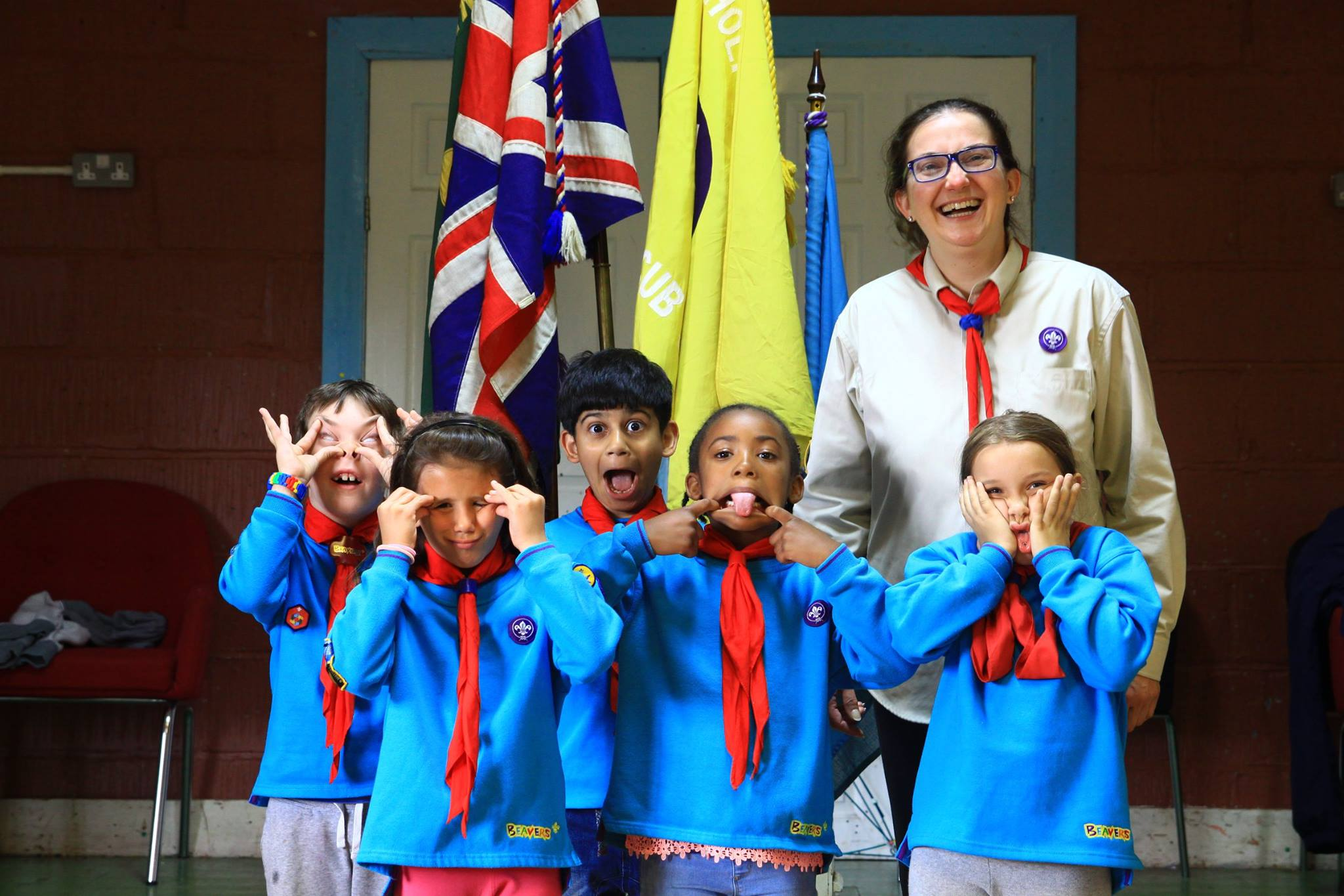 12th Northolt Beavers and Leaders