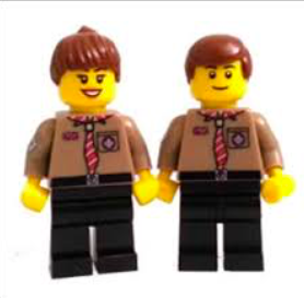 Lego Scout Leaders